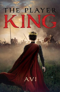 The Player King , book cover