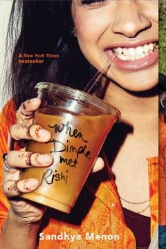 Cuando Dimple Met Rishi, portada del libro
