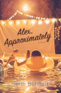 Alex, Approximately, book cover