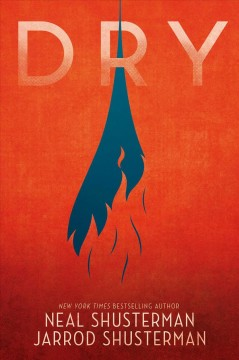 Dry, book cover