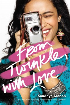 From Twinkle, With Love, book cover