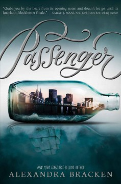 Passenger, book cover