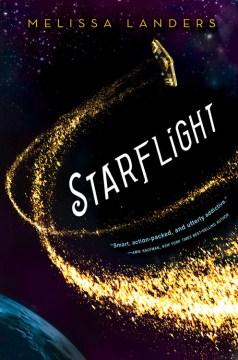 Starflight , book cover