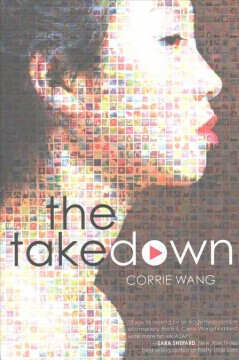 The Takedown, book cover
