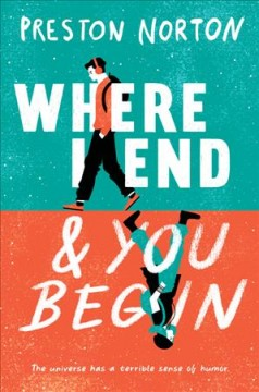 Where I End & You Begin, book cover