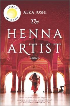 Henna Artist – Alka Joshi