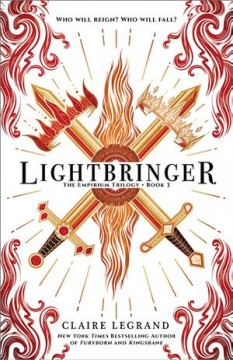 Lightbringer, book cover