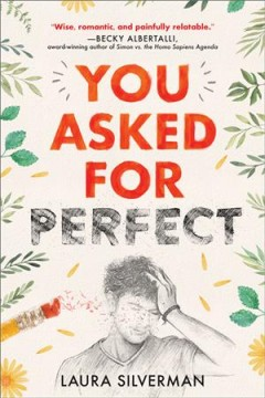 You Asked for Perfect, book cover