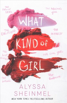 What Kind of Girl, book cover
