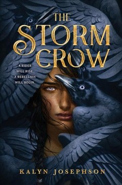 The Storm Crow, book cover