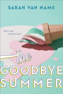The Goodbye Summer, book cover