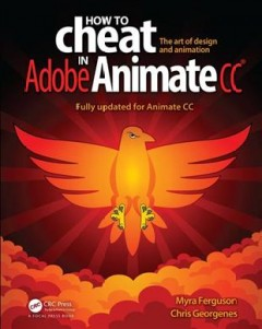 How to Cheat Adobe Animate CC, book cover