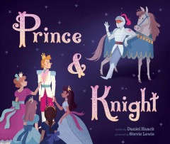 Prince and Knight, book cover