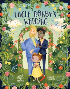 Uncle Bobby's Wedding, book cover