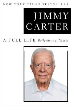 Jimmy Carter: A Full Lif, portada del libro