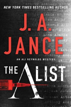 The A list / J. A. Jance.