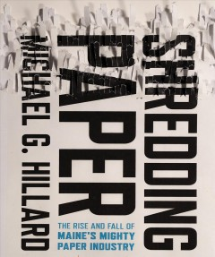 Shredding paper by Michael G. Hillard