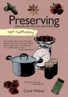 Preserving , book cover