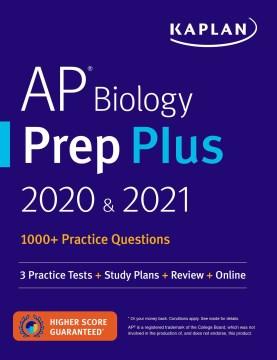 Ap Biology Prep Plus 2020 & 2021