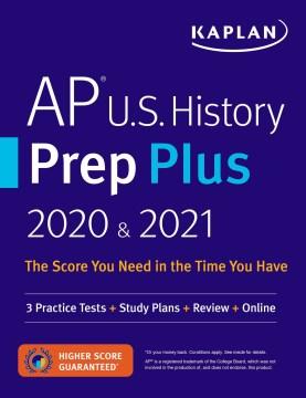 Kaplan Ap U.s. History Prep Plus 2020 & 2021