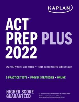 ACT Prep Plus 2022.