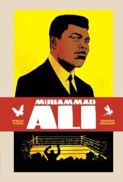 Muhammad Ali, book cover