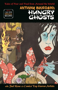 Anthony Bourdain's Hungry Ghosts, book cover