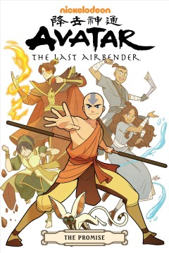 Avatar, The Last Airbender: The Promise