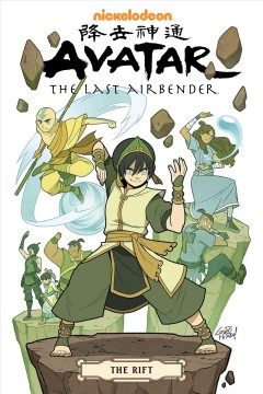 Avatar, The Last Airbender: The Rift