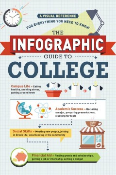 Infographic Guide to College, book cover