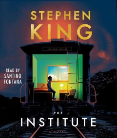 The institute [sound recording] by Stephen King.