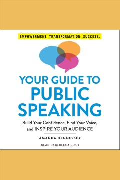 Your Guide to Public Speaking, book cover