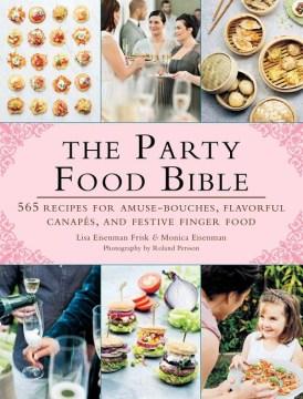 The Party Food Bible, portada del libro