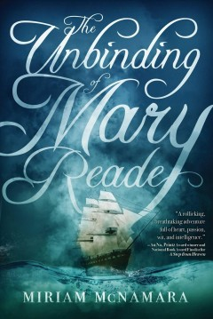 The Unbinding of Mary Reade, book cover