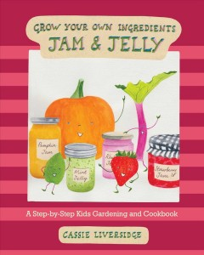 Cultiva tus propios ingredientes, portada del libro