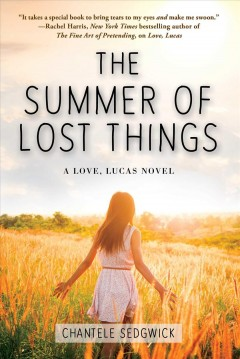 The Summer of Lost Things, book cover