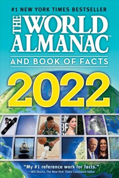 World Almanac and Book of Facts 2022