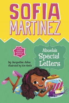 Abuela's Special Letters, book cover