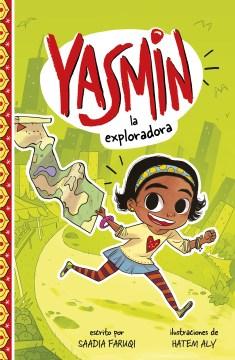 Yasmin la exploradora, book cover