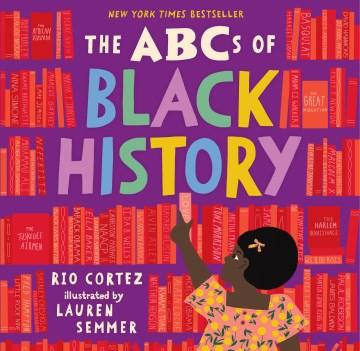 El ABC de Black History, portada del libro