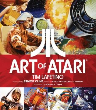 Art of Atari, book cover