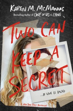 book cover, Two Can Keep A Secret, by Karen M. McManus