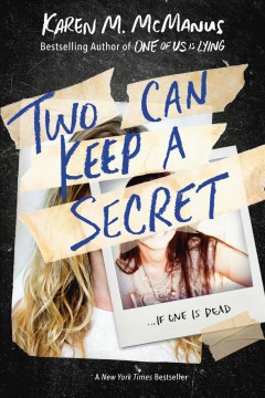 Two Can Keep a Secret, book cover
