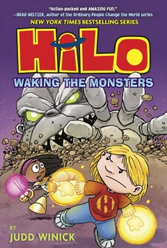Hilo Waking the Monsters