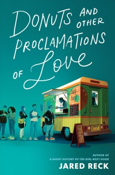 Donuts and Other Proclamation of Love by Jared Reck