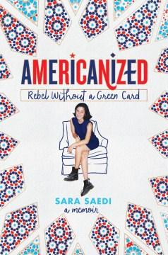Americanized, book cover