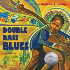 Double Bass Blues, book cover