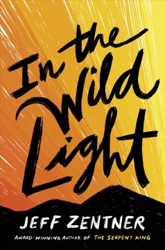 In the Wild Light, book cover