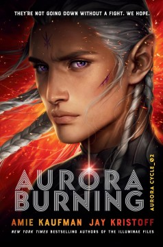Aurora Burning, book cover