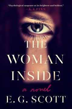 The woman inside :